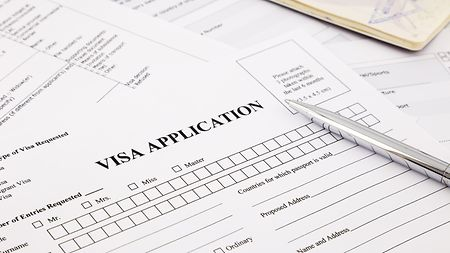 Visa Applications Forms Federal Foreign Office